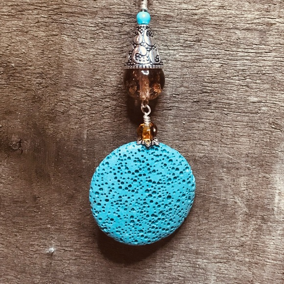Jewelry - Diffuser Essential Oil Necklace
